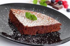 Recette de gâteau au chocolat et courgettes au Thermomix TM31 ou TM5. Préparez ce dessert en mode étape par étape comme sur votre robot !
