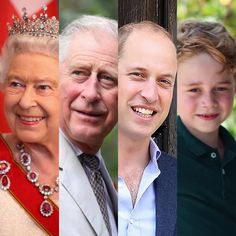 Elizabeth Philip, Queen Elizabeth Ii, Duchess Kate, Duchess Of Cambridge, Bebe Real, Royal Family Pictures, Royal Queen, House Of Windsor, Her Majesty The Queen