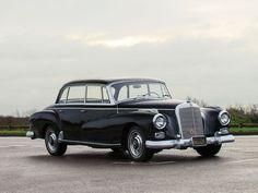 1959 Mercedes-Benz 300 d Saloon
