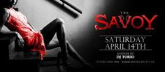 """Savoy Saturdays - http://www.eventsubmit.net/event.php?id=20427=type%3D%26search%3Dsavoy #Savoy #SantaBarbara #Nightclub    Hey there, an invitation to """"Like"""" us on Facebook. We want to help you discover all the parties and other events happening close to you. http://www.facebook.com/pages/EventSubmit/199260180116484?sk=app_190322544333196 Or, maybe you have an event to tell people about - www.eventsubmit.net   (SBA)"""