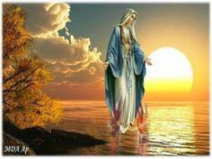 JEZUS en MARIA Groep.: MARIA, MOEDER VAN DE GODDELIJKE VOORZIENIGHEID
