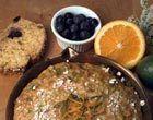 Recipe: Lemon-Lime Blueberry Soda Bread - LA Times