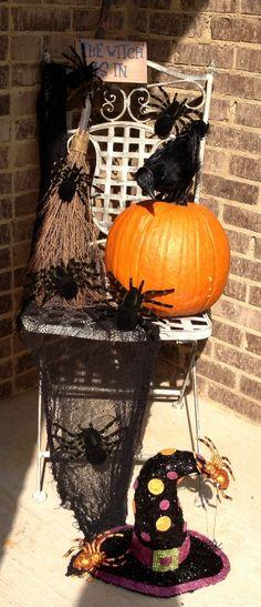 Halloween @ my front door