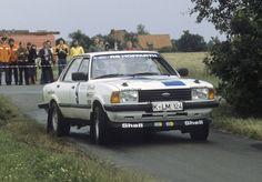 Ford Taunus S - 1982 - Gr. A - Michael Werner Rally Drivers, Rally Car, Ford Capri, London Police, Ford Sierra, Porsche 924, Bmw E30, Drag Cars, Car Ford
