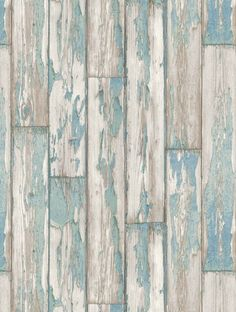 Peeling+Planks,+a+feature+wallpaper+from+Clarke+and+Clarke,+featured+in+the+Wild+Garden+collection.