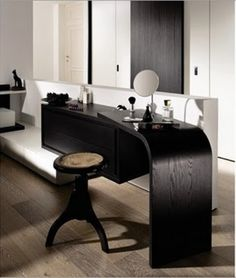 33 Amazing Dressing Table Designs : Dressing Table Designs With White ...