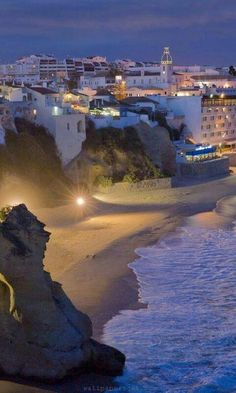 Guide to Albufeira by our local Algarve expert. Find the best things to do, where to go and what to see in Albufeira. Find Albufeira Old Town, the amazing Albufeira N. Places Around The World, Oh The Places You'll Go, Travel Around The World, Places To Travel, Places To Visit, Around The Worlds, Spain And Portugal, Portugal Travel, Faro Portugal