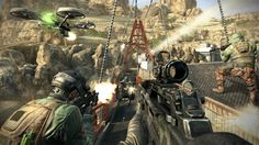 Get awesome Call of Duty HD images in each new Chrome tab!
