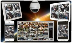 Remote Access Business Video Surveillance