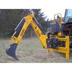 Moris Series 4 Backhoe Series 4, Agriculture, Tractors, Outdoor Power Equipment, Garden Tools