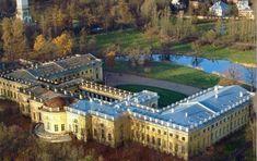 Alexander Palace. Tsarskoe Selo, 1796. by Giacomo Quarenghi