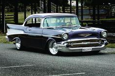 '57 Bel Air Sport Coupe