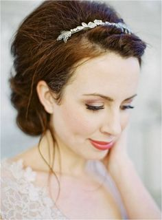 Darcy by Hushed Commotion | Bridal headband