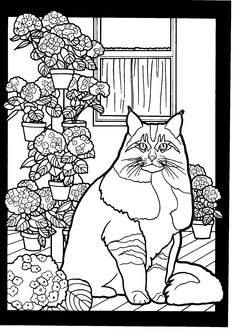 Oriental Siamese Cat Coloring Page From Cats Category Select 25105 Printable Crafts Of Cartoons Nature Animals Bible And Many More