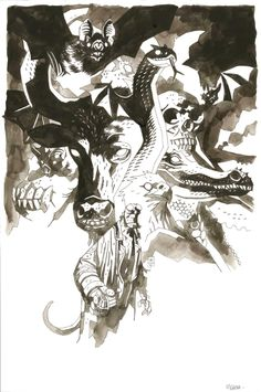 Mike Mignola - Unnatural Selection cover