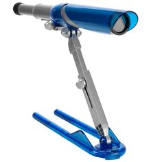 Edu Science 20 x 35 Folding Land and Sky Telescope With Case - Blue - Toys f7df8735fdeb