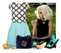 """suede handbag contest"" by adlibjulia ❤ liked on Polyvore featuring Isharya, New Look, Gucci, Lipsy and suedehandbag"