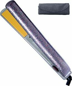 Chi Ultra CHI All That Glitters Flat Iron - for perfectly smooth hair. This glitter pattern is amazing! Chi Hair Straightener, Chi Hair Products, Glitter Flats, Styling Tools, Styling Products, Smooth Hair, All That Glitters, Hair Tools, Bath And Body