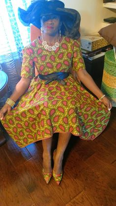 Sew Virtuous Designs African Dress, Dress Fashion, Sewing, Dressmaking, Couture, Stitching, Sew, Costura, Needlework