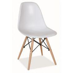 jídelní židle enzo bílá Eames, Chair, Kitchen, Furniture, Home Decor, Shop, Cooking, Decoration Home, Room Decor