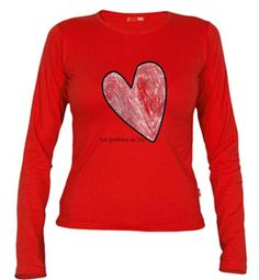 Camiseta the same  heart 17.90€