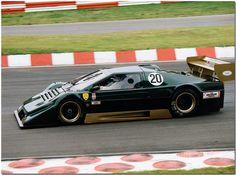 Lotus Esprit Super Saloons, Special GTs. Mallory Park 1991.