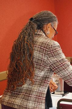 sisterlocks | Sisterlocks can so long and beautiful | Flickr - Photo Sharing!