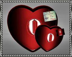 Free Gift - Tagged Hearts Mesh
