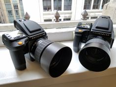 Hasselblad H6D 100c and H6D 50c
