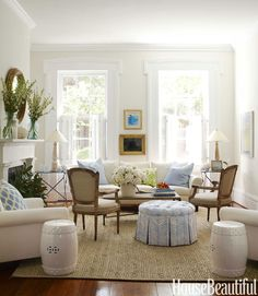 house beautiful via grey and scout