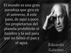 El escritor uruguayo Eduardo Galeano murió el pasado 13 de abril a los 74 años de edad en Montevideo. Ingresó unviernes en un hospital como consecuencia de un cáncer de pulmón y por desgracia no logró recuperarse. Desde la publicación de Las venas abiertas de América Latina en el año 1971, Galeano se ha convertido …