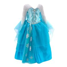 costume reine des neiges disney store