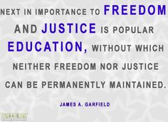 We all talk about #freedom and #justice, but we often forget what a vital role #education plays in achieving these.  Speak to us at Jesua Consultants about a course that puts you on the path towards your desire: 044 695 0003