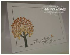 I want to try this with several stamps. Love the clean line around the edge. Varigated Thanksgiving by lisabeepianolovin - Cards and Paper Crafts at Splitcoaststampers