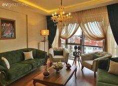 Edirne'de yaşayan Damla hanımın dekoru yavaş yavaş tamamlanan evinde, toprak tonlar, ahşap mobilyalar ve bu dekoru destekler aksesuarlarla hem doğal, hem de şık bir atmosfer yakalanmış. Sıcak renkl...