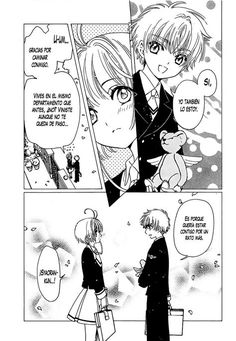 Sakura Card Captor - Clear Card Arc Capítulo 1 página 29 - Leer Manga en Español gratis en NineManga.com