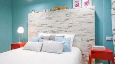 Dormitorio romántico con aires orientales - General