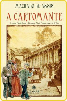 """Resumo do livro """"A Cartomante"""" de Machado de Assis                                                                                                                                                                                 Mais"""