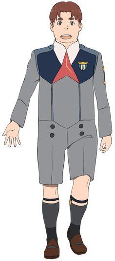 CHARACTER | TVアニメ「ダーリン・イン・ザ・フランキス」公式サイト
