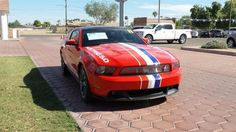 2011 Ford Mustang  RWD