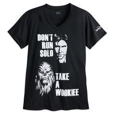 Women's Run Disney Star Wars t-shirts at the Disney Store ⭐️ Star Wars fashion ⭐️ Geek Fashion ⭐️ Star Wars Style ⭐️ Geek Chic ⭐️