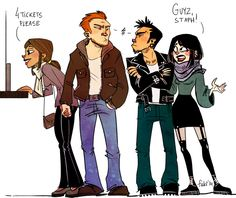 Total Drama cinema by Fukari.deviantart.com on @deviantART