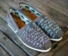 Demi Lovato Warrior Quote Toms shoes