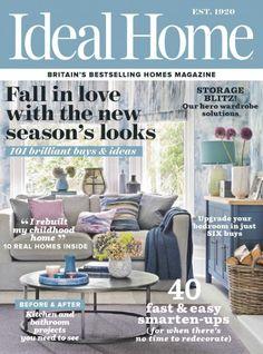 Ideal Home UK - October 2016