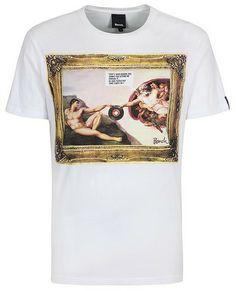 Les t-shirts Art Tees de Bench !