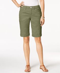 Style & Co. Cargo Shorts, Only at Macy's