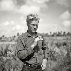 Migrant agricultural worker from Oklahoma.: 1937