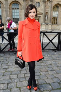 Go Mod in Brights Like Miroslava Duma
