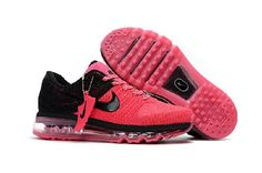 Hot nike air max 2017 pink black womens sneakers nikes(air m Nike Shoes For Sale, Nike Shoes Cheap, Buy Shoes, Cute Sneakers, Sneakers Nike, Jordan Sneakers, Jordan Shoes, Peach Shoes, Cheap Nike Air Max