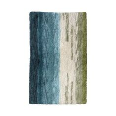 Threshold™ Cool Ombre Rug - Trout Stream (20x34